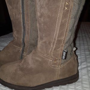MUK LUKS fall boots